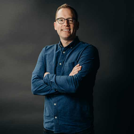 Eric Hoffman - Executive Pastor, Outreach & Ministry Strategy